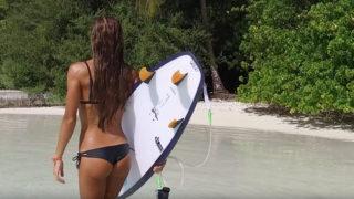 Maldivas-surf